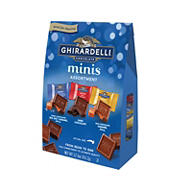 Ghirardelli Minis Chocolate Assortment, 18 oz.