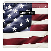 "Artstyle Proudly American 13"" Napkin, 120 ct."