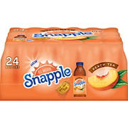 Snapple Peach Tea, 24 pk./20 oz.