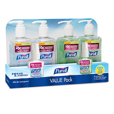Purell Hand Sanitizer Variety Pack, 44 oz.