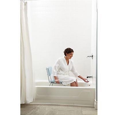 Medline Knockdown Bath Bench with Microban