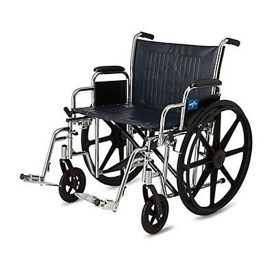 Medline Extra Wide Wheelchair