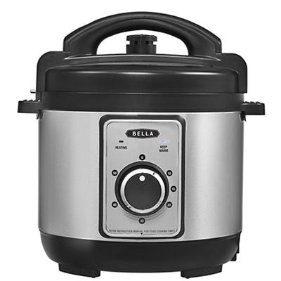 Bella 2-Qt. Multi Cooker - Black