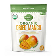 Wellsley Farms Organic Dried Mango, 20 oz.
