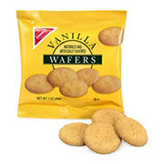 Nabisco Vanilla Wafers, 72 pk./1 oz.