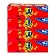 Nabisco Ritz Bits Cracker Sandwiches, 4 pk./12 ct.