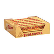 Toblerone Milk Chocolate Bars, 20 pk./3.5 oz.