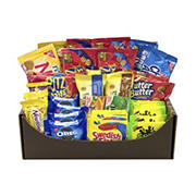 Snacks and Treats Variety Care Package, 40 pk.