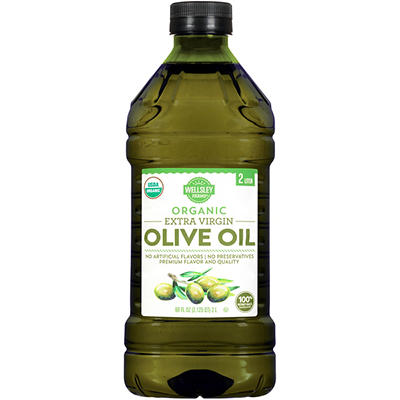 Wellsley Farms Organic Extra Virgin Olive Oil, 2L
