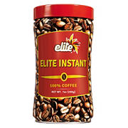 Elite Instant Coffee, 7 oz.