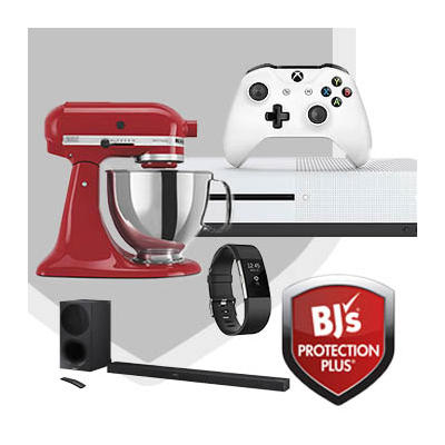 BJ's Protection Plus 3-Year Service Plan for General Merchandise