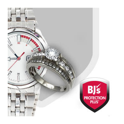 BJ's Protection Plus 3-Year Service Plan for Jewelry and Watches