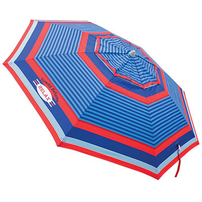 Tommy Bahama Beach Umbrella with Built-In Table