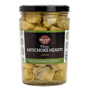 Wellsley Farms Petite Artichoke Hearts, 33.5 oz.