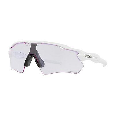 Oakley Radar EV Path Sunglasses with Polished White Frames and Prizm L