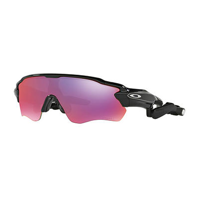 Oakley Radar Pace Voice-Activated Headphone Sunglasses with Polished B