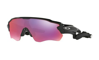 e9b3f57ac855e Oakley Radar Pace Voice-Activated Headphone Sunglasses with Polished ...