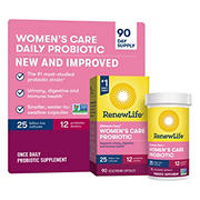 Renew Life Ultimate Flora Women's Care Probiotic, 90 ct.