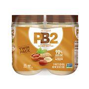 PB2 Powdered Peanut Butter, 2 pk./16 oz.