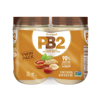 PB2 Powdered Peanut Butter, 2 pk./16 oz.
