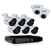 Security & Home Monitoring