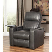 Abbyson Living Ryder Theatre Recliner - Gray