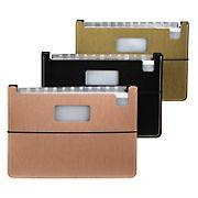 C-Line Modern 13-Pocket Expanding File