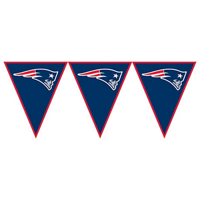 New England Patriots 12' Banner