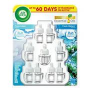Air Wick Refills Fresh Linen/ Fresh Waters, 9 ct.