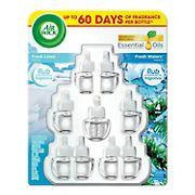 Air Wick Refills Fresh Linen/ Fresh Waters, 9 ct.