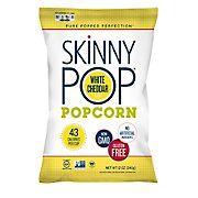 Skinnypop Dairy Free White Cheddar Popcorn, 12 oz.