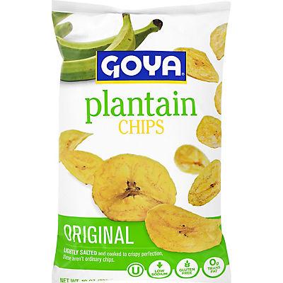 GOYA Plantain Chips, 10 oz.