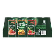 Perrier Fusions, Assorted Flavors, 18 ct. /11.15 fl. oz.