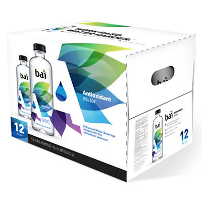 Bai Antioxidant Water, 12 pk./1L