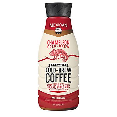 Chameleon Cold-Brew Organic Mexican Coffee, 46 fl. oz.