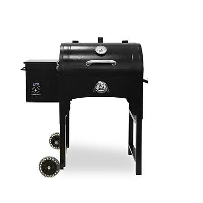 Pit Boss 440TG Portable Pellet Grill and Smoker