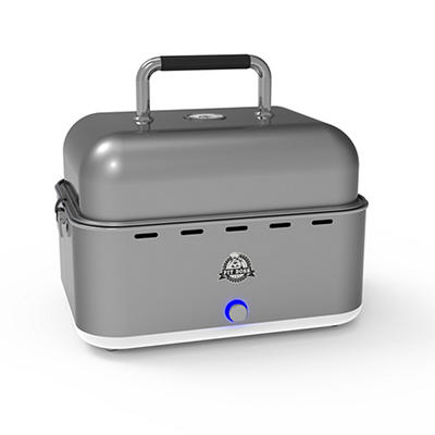 Pit Boss PBCSL200 Portable Charcoal Grill