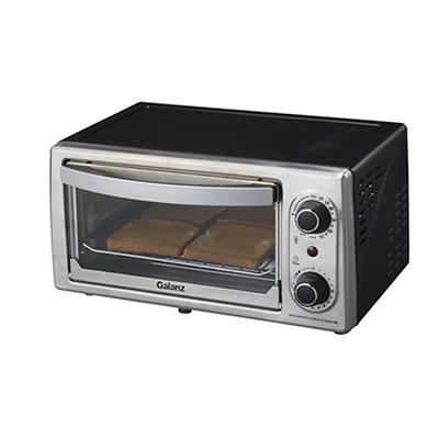 Galanz 4-Slice Toaster Oven
