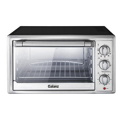 Galanz 6-Slice Convection Toaster Oven