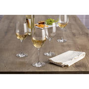 Berkley Jensen Wine Glass Set, 8 pk.