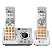 AT&T EL52306 2-Handset Expandable Cordless Phone with Answering System and Caller ID