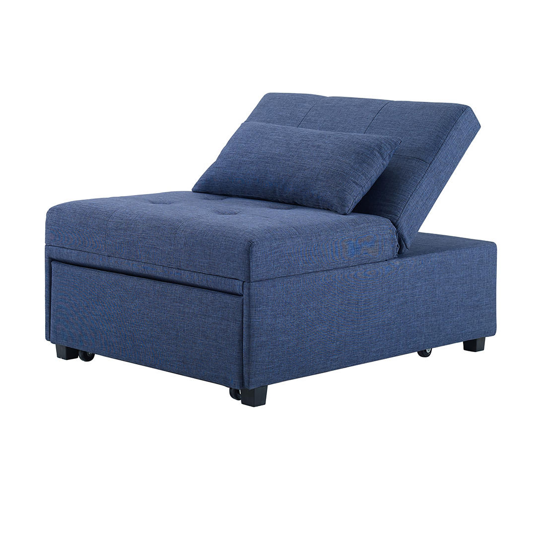 Fabulous Powell Boone Sofa Bed Blue Alphanode Cool Chair Designs And Ideas Alphanodeonline