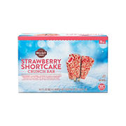 Wellsley Farms Strawberry Shortcake Bar, 18 ct.