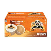 Dogsters Nutly and Cheese Ice Cream Style Treats for Dogs, 12 ct.