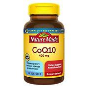 NM COQ10 400MG 60CT
