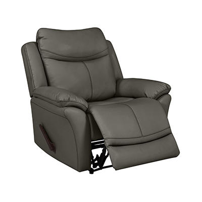 ProLounger Wall Hugger Tuff Stuff Reclining Chair - Taupe Gray