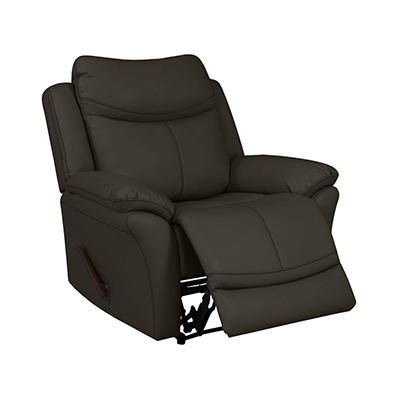 ProLounger Wall Hugger Tuff Stuff Reclining Chair - Espresso Brown