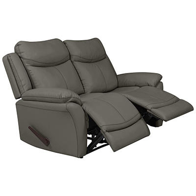 ProLounger Wall Hugger Tuff Stuff Recliner Loveseat, 2 seats - Taupe G