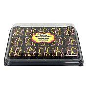 Spring Fudge Brownie Platter, 15 ct.
