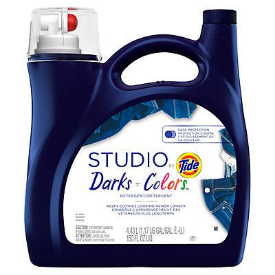 Studio by Tide Darks & Colors Liquid Laundry Detergent, 150 fl. oz.